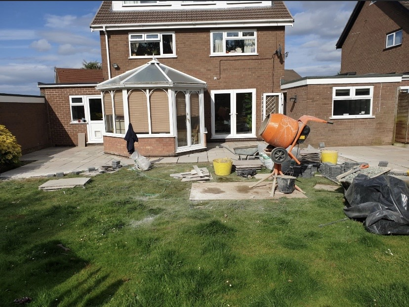 Building Landscaping Services