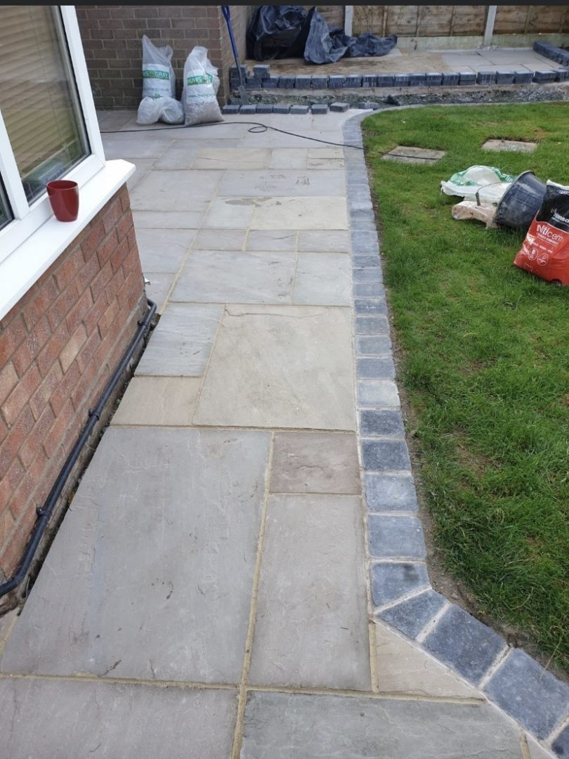 Landscaping and Slabbing Services