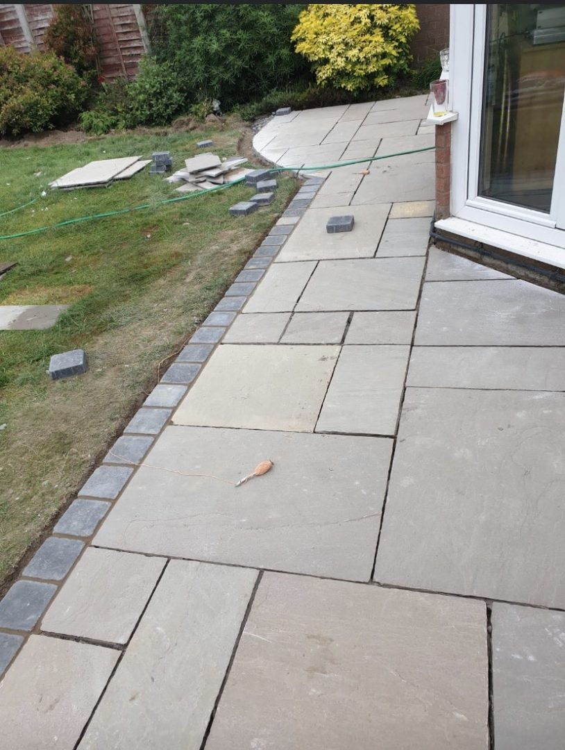 Driveways and Slabbing Services