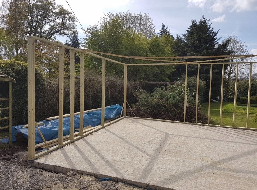 Garage conversions Shropshire