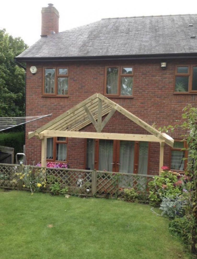 Decking Services Shropshire