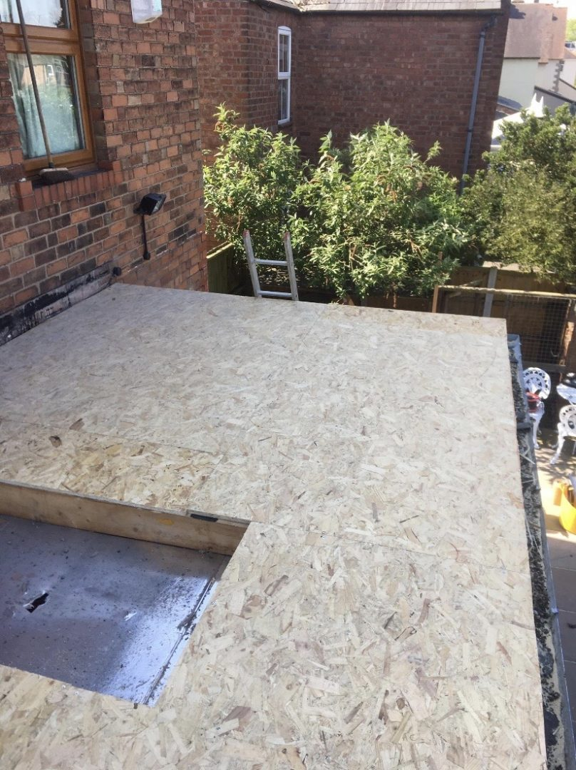 Rubber and Pitched Roofing