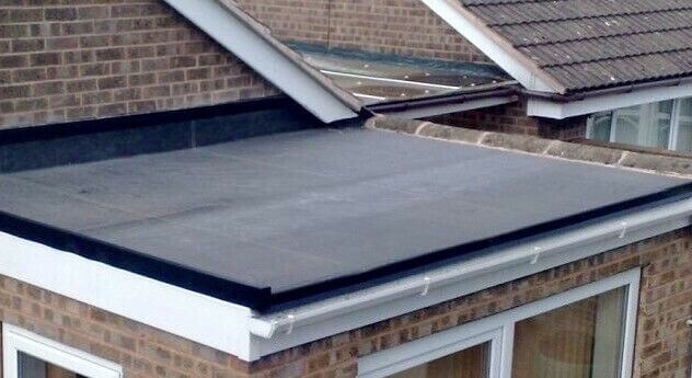 Flat, Rubber and Pitched Roofing