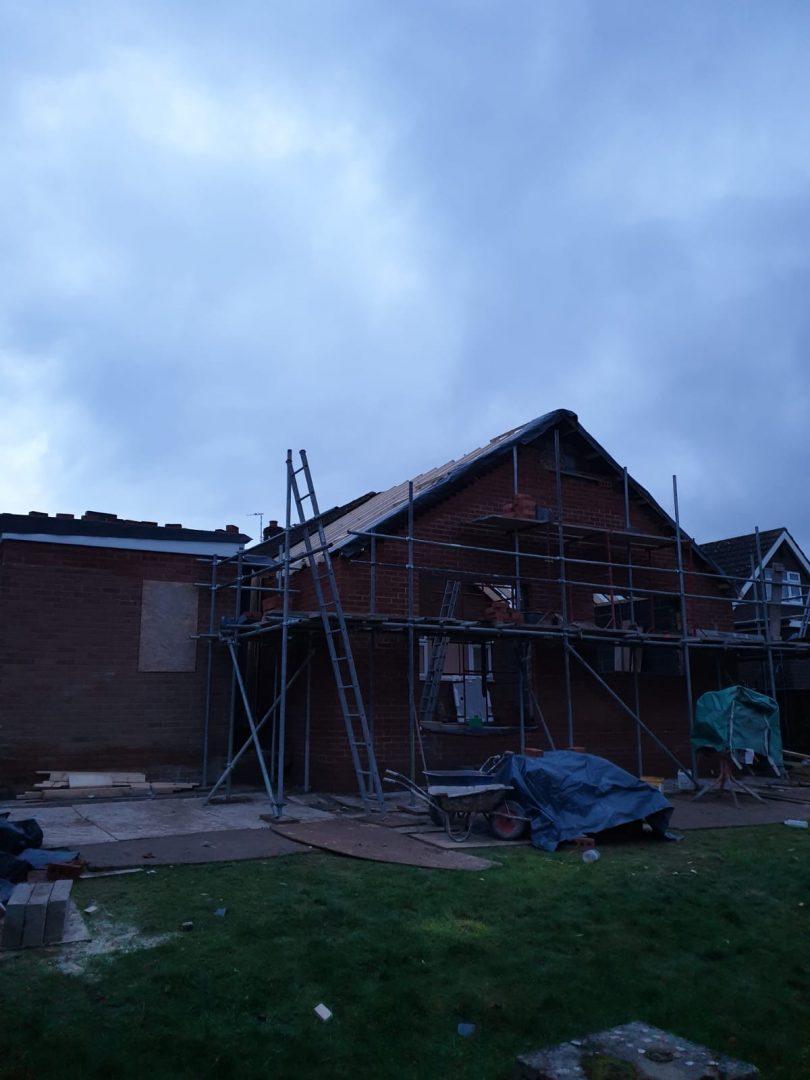 Builder Shrewsbury